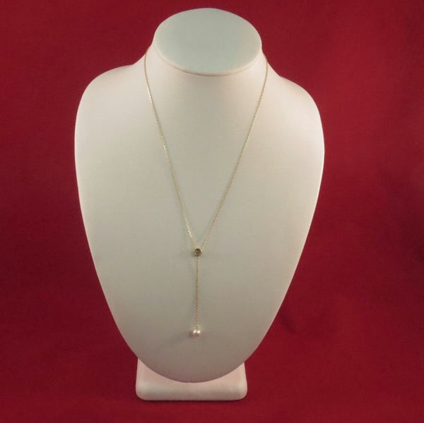 14 Karat Gold Plated Necklace