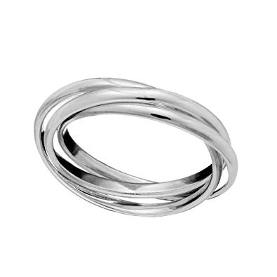 Interlocking Trio Rings