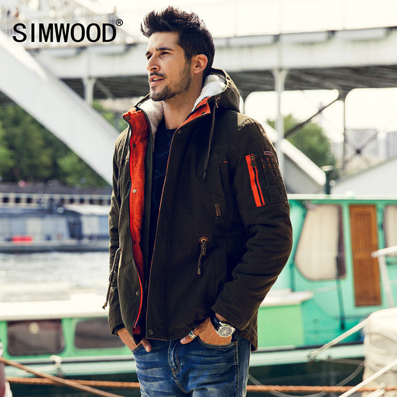 The Super Parka Winter Jacket-jacket-SIMWOOD-Venture Modern