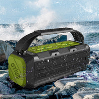 Otium Portable Wireless Bluetooth Speakers 4.2 with Waterproof IPX7,20W Bass Sound,Stereo Pairing,Durable Design for iPhone /iPod/iPad/Phones/Tablet/Echo dot,Good Gift