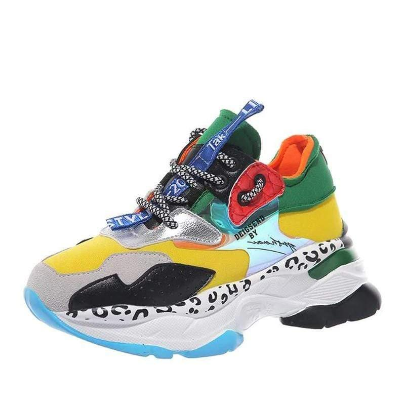 Woman's Sneakers Toy Sneakers at $69.00