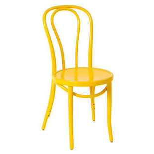 Dining Chairs Yellow Original Genuine Bentwood Dining Chair