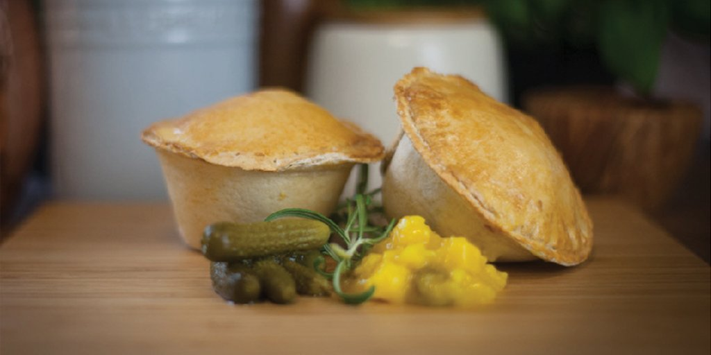 Low Carb Pork Pie