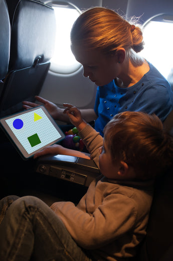 Things to Remember When Flying with Kids