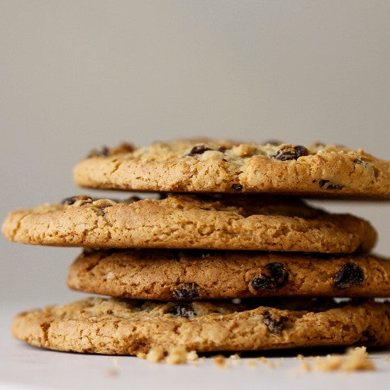 Oatmeal Raisin Mania Cookies (dozen)