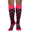 ATN Compression Knee High - Pinkalicious