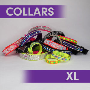 EXTRA LARGE Collars