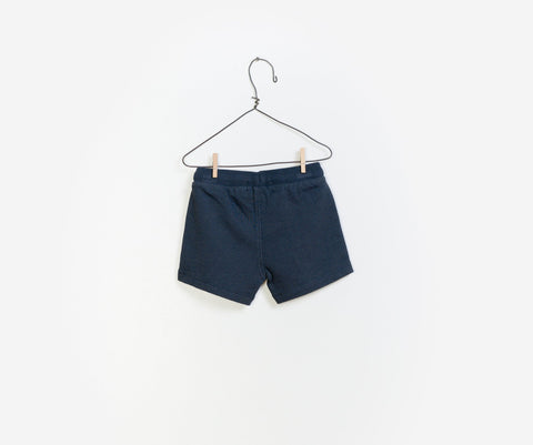 Organic Sweat Shorts, Shorts - Little Pancakes