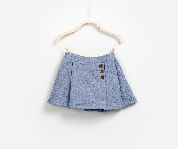 Pleated Skirt, Skirts - Little Pancakes