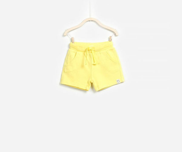 Soft Organic Sweat Shorts, Shorts - Little Pancakes