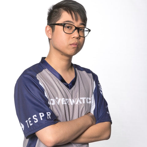 Ronald Ly OeSL Uniting Gamers Profile Overwatch