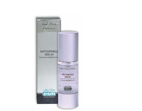 Anti-Wrinkle Serum enriched with extract of Black Caviar