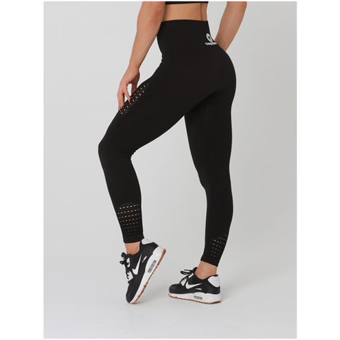 Aurora Tights - Black by Obsessed Gymwear | MAK Fitness