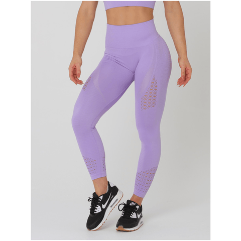 Aurora Tights - Lilac by Obsessed Gymwear | MAK Fitness