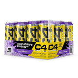 C4 Original Carbonated (12 Pack) by Cellucor | MAK Fitness