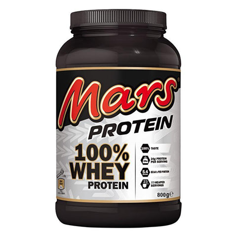 100% Whey Protein Mars Chocolate by Mars Chocolate | MAK Fitness