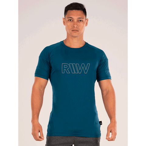 Shield T-Shirt - Teal