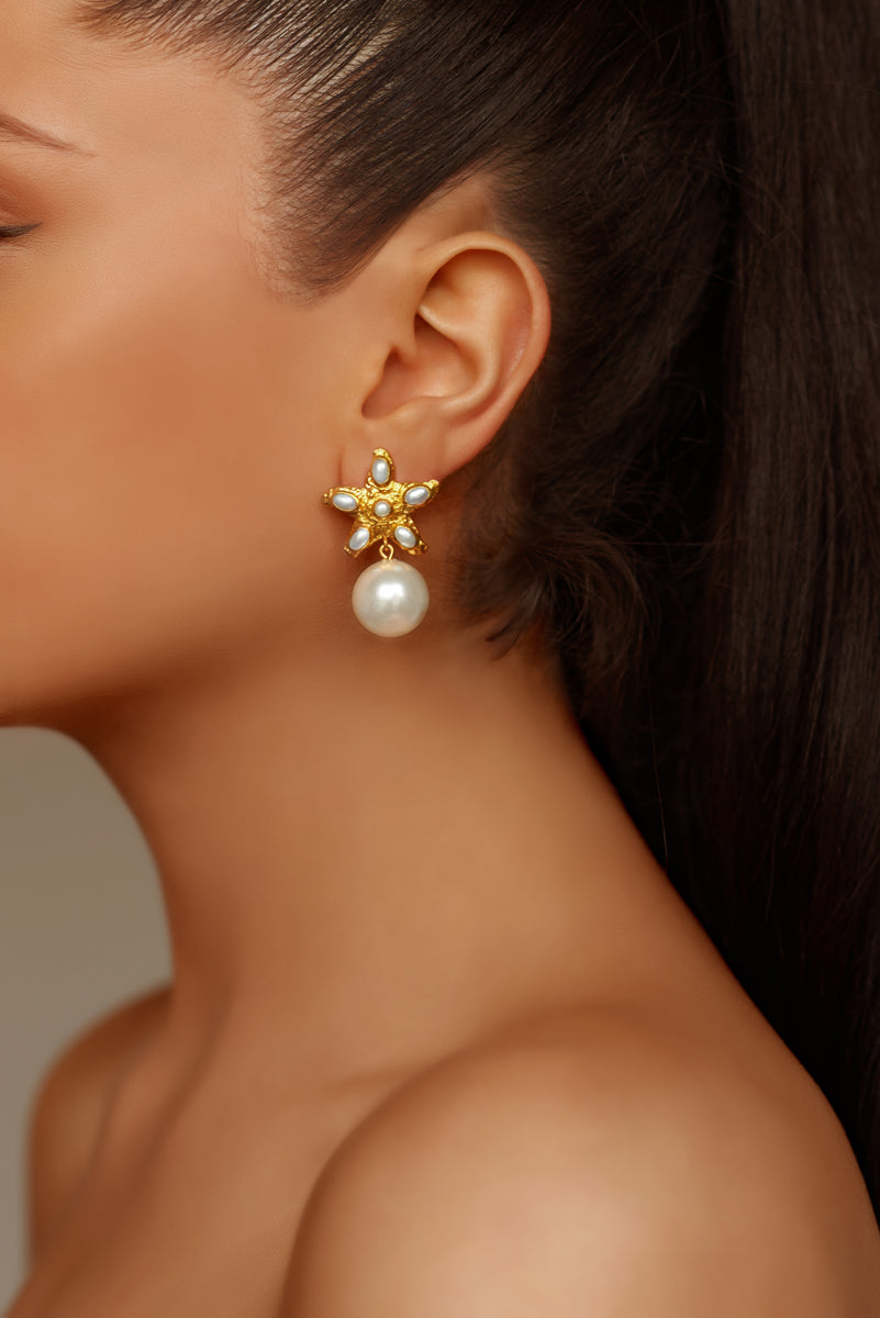 Alessandra Earrings - Angelina Alvarez
