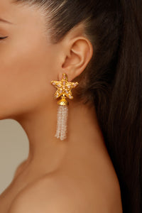 Mermaid Earrings - Angelina Alvarez