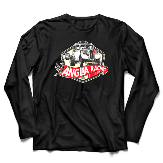 CARS & HOTRODS BLACK FRIDAY LONG SLEEVE T-SHIRTS