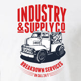 Ford C.O.E. Breakdown Services Design Industry & Supply Utility