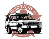 LAND ROVER DISCOVERY 2 FACELIFT T-SHIRT