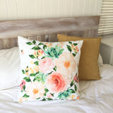 Garden floral european cushion cover