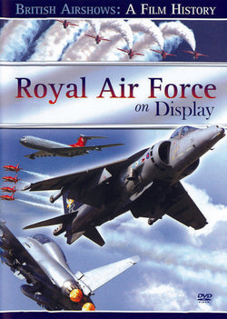 British Airshows: A Film History - Royal Air Force On Display (DVD).CoverImg