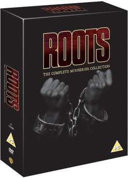 The Complete Roots Collection: Original Series (30th Anniversary Edition)  [2007](DVD) cover image