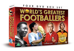 World's Great Footballers (DVD+BOOK)