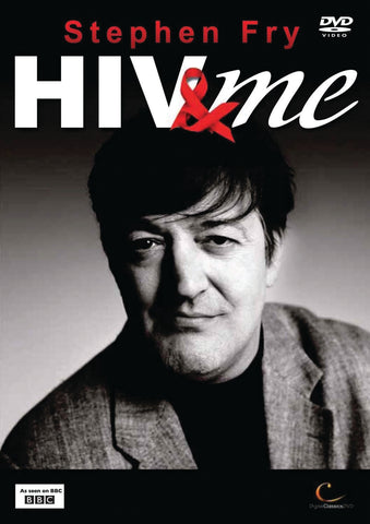 Stephen Fry: HIV & Me (DVD)