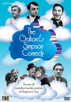 The Galton & Simpson Comedy (DVD) cover image