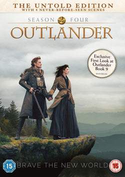 Outlander Season 4 (DVD)