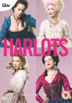 Harlots Series 1 & 2 (DVD)