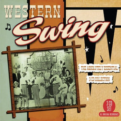 Western Swing: The Absolutely Essential 3 CD Collection Box set (CD) cover image
