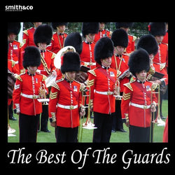 Best Of The Guards (CD) cover image