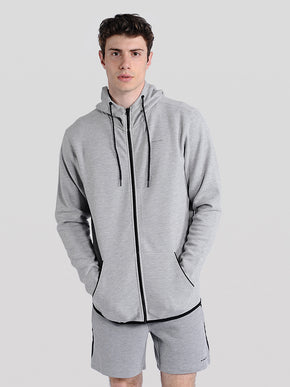 TRUEXCORE TECH DRY ZIP-UP HOODIE