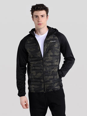 TRUEXCORE WINDPROOF QUILTED JACKET