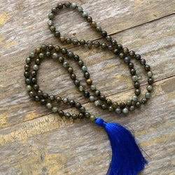 108 Mala Beads Necklace-Spirylife