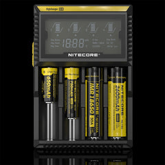 Nitecore Digicharger D4 Multi-in-One Battery Charger