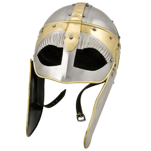 Barbarian Medieval Warrior Knight Helmet, , Panther Trading Company- Panther Wholesale
