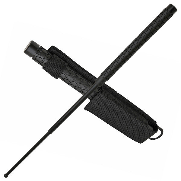 29 Inch Police Baton Soild public safety Stick - Fall Sale, , Panther Trading Company- Panther Wholesale
