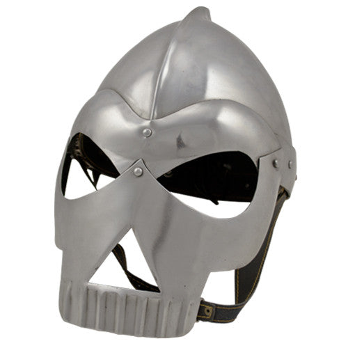 Skull Crusher Medieval Knight Warrior Helmet, , Panther Trading Company- Panther Wholesale