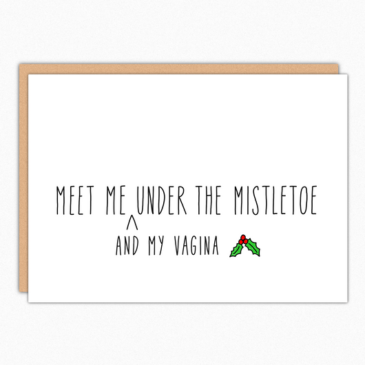 Meet Me Under The Mistletoe IN172
