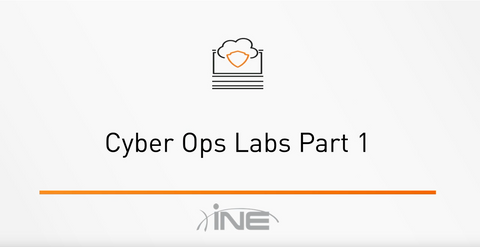 CCNA Cyber Ops Labs - Create Your Labs