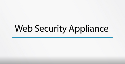 Web Security Appliance