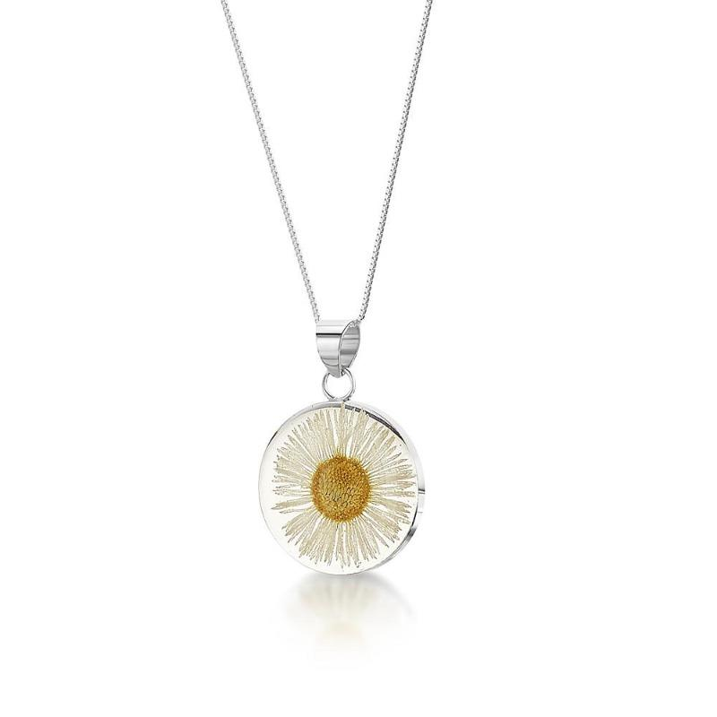 Flower Jewellery Large Daisy Necklace