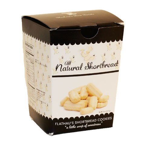 All Natural Shortbread Cookies- 4oz - TheMississippiGiftCompany.com