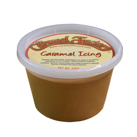 Caramel Cake Icing - TheMississippiGiftCompany.com