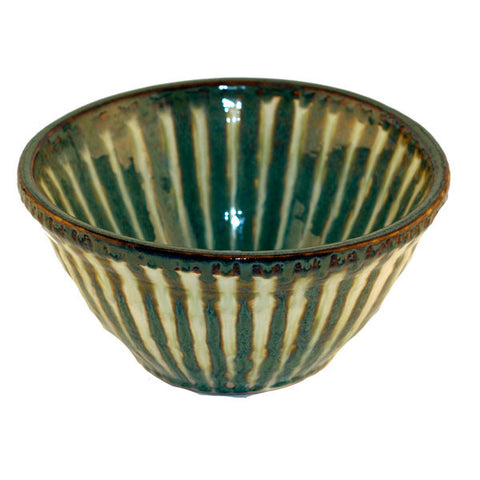 Bluebird Large Serving Bowl - TheMississippiGiftCompany.com